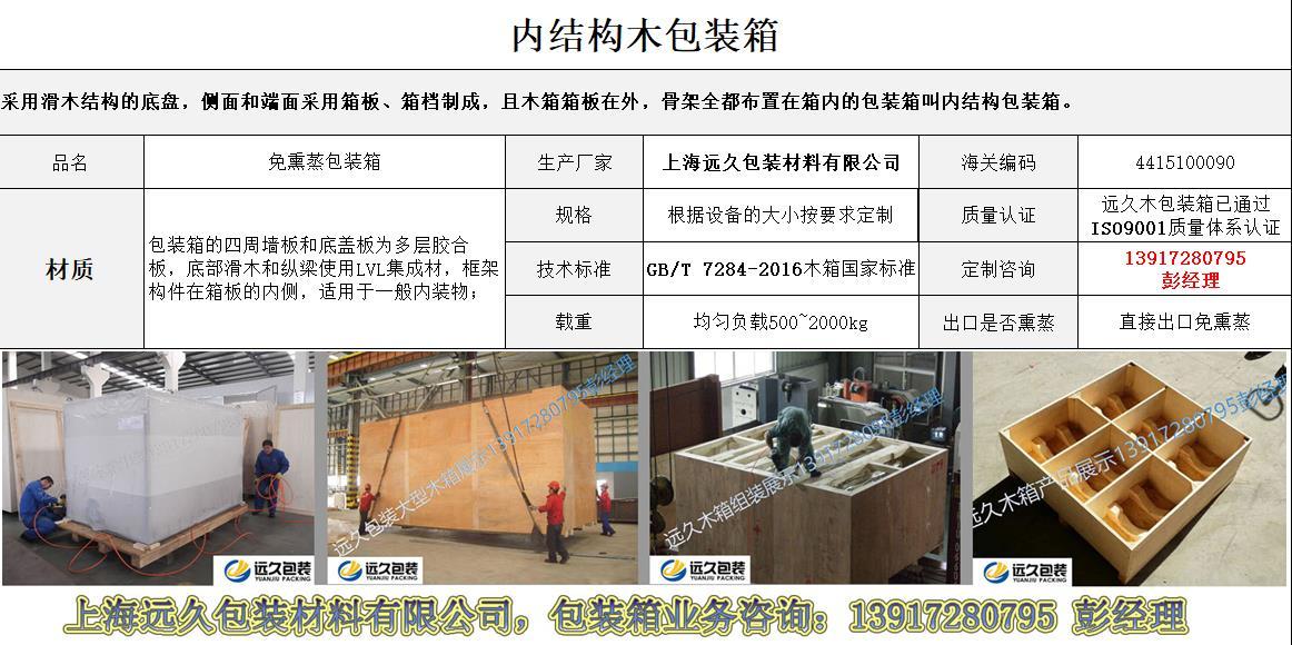 亚虎娱乐_内结构木包装箱